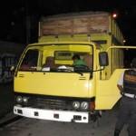 Conductor de camión logró frustrar asalto a su vehículo en carretera al Monzón
