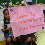 Pobladores de Aguaytía preocupados por casos de gripe AH1N1 en Huánuco