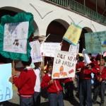Tres mil jóvenes participarán en pasacalle artístico contra el abuso de las drogas