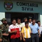 Inauguran moderna comisaría en el distrito de Sivia en el VRAE