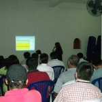 Municipios distritales de Tocache se capacitan para participar de concurso de FONIPREL