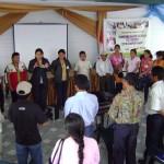 Autoridades y líderes de 21 comunidades de Leoncio Prado son capacitados en gestión comunal