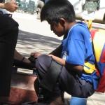 Advierten sobre riesgos a los que están expuestos niños que laboran en trabajos peligrosos