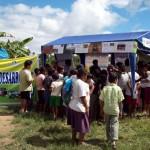 Realizan Feria informativa sobre participación de la comunidad en su propio desarrollo