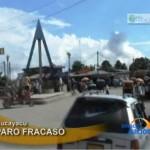Cocaleros de Aucayacu desistieron de hacer un plantón contra erradicadores