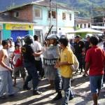 Rechazan vandalismo de cocaleros en Tingo María