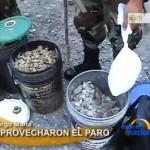 Policía Antidrogas incautó más de cien kilos de ácido sulfúrico