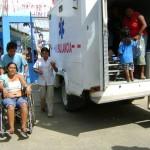 Entregan modernas ambulancias a distritos de San Francisco, Llochegua y Santa Rosa en el VRAE
