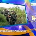 Se intensifican operaciones de búsqueda de senderistas en Aucayacu