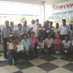 Destinan 300 mil soles para construcción de canales de riego en Aucayacu