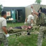 Un herido dejó ataque senderista a base militar de Nazángaro en Vizcatán