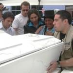 Ministerio Público entrega a familiares 92 restos de víctimas de matanza de Putis