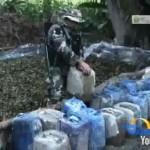 Destruyen dos laboratorios de droga en el valle del Monzón