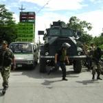 Intensifican investigaciones para dar con autores del atentado contra maquinaria del consorcio Selva Central