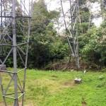 Presuntos senderistas atentaron contra torre de alta tensión en La Divisoria