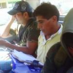 Policía captura a seis presuntos terroristas en Aucayacu, entre ellos la enfermera de 'Artemio'