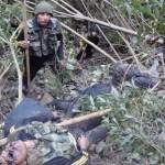 Muerte de dos sargentos del Ejército en Acobamba se produjo en emboscada terrorista y no en enfrentamiento