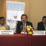 Recomiendan coordinación multisectorial permanente para enfrentar el narcotráfico