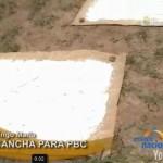 Narcotraficantes secaban PBC en campo deportivo comunal en Tingo María