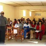 Instituto pedagógico de Aucayacu capacita a 400 docentes de provincia de Tocache