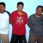 Capturan en Tingo María a banda «Los Topos»