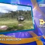 Policía antidrogas destruyó diez laboratorios del narcotráfico en bastión de Sendero Luminoso en el Alto Huallaga