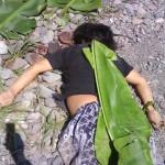 Conocida curandera de Aucayacu es encontrada sin vida en carretera vecinal de José Crespo y Castillo