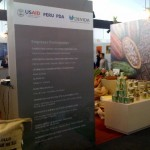 Productos alternativos a la hoja de coca participan en rueda de negocios expoalimentaria