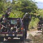 Allanan viviendas de conocida familia en Aucayacu por presuntos vínculos con el narcotráfico