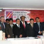 Es prioritario diseñar política y plan de desarrollo en el VRAE, consideran presidentes regionales