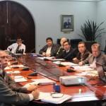 Premier Javier Velásquez y funcionarios del Ejecutivo afinan ayuda social para el VRAE