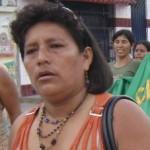 Esta semana se formulará denuncia contra parlamentaria andina Elsa Malpartida