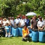 """Con participación de 45 agricultores se realizó con éxito el """"Día de Campo"""" en comunidades de Tingo María"""