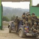 Ejército detiene a sospechoso del ataque a la base contrasubversiva de Unión Mantaro, en Vizcatán