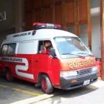 Huamanga se quedó sin servicio de ambulancia de los Bomberos Voluntarios
