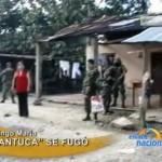 Vendedora callejera de drogas «Antuca» escapó de operativo antidrogas