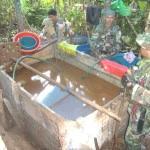 Policía antidrogas interviene un depósito de insumos químicos para el narcotráfico en el VRAE