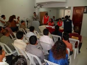 Proclamaron al Alcalde y regidores de la Municipalidad Provincial de Leoncio Prado