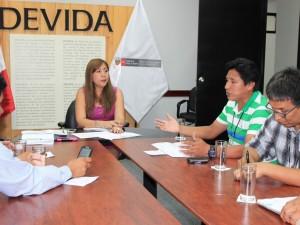 Congresista oficialista exige a Devida cumplimiento de metas en Alto Huallaga