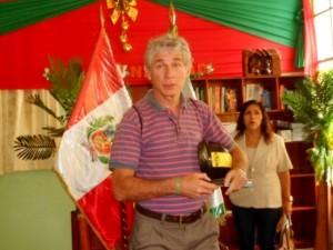 ARI promete respaldo a nuevo alcalde Zapata Medina en Tingo María