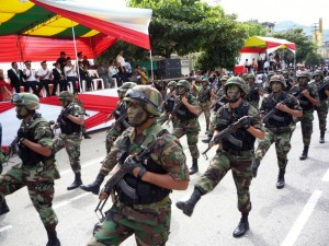 Ejército hará demostraciones de valor por aniversario de Tingo María