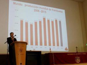 Perú incrementó producción de frambuesa en 120% en un año