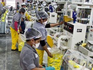 Industria nacional crecerá 2,2% en 2017 luego de tres años de caída