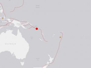 Islás Salomón: Terremoto de 7,7 grados sacudió el país oceánico
