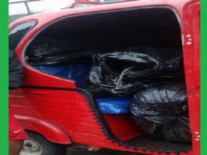 Leoncio Prado: Policía comisa 250 kilos de hoja de coca