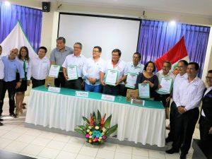 San Martín: Reconocen trabajo y organización de la Expo Amazónica