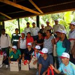Capacitan comunidad de Reserva Pacaya Samiria sobre cosecha de aguaje