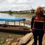 Monitorean comportamiento del río Ucayali