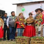 Moquegua: Entrega viviendas térmicas para afrontar friaje en zonas rurales