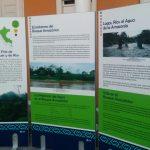 Muestra museográfica sobre la Amazonia promueve cuidado del agua
